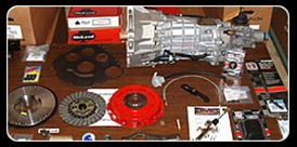 1967-1970 MUSTANG AUTO TO T56 SWAP